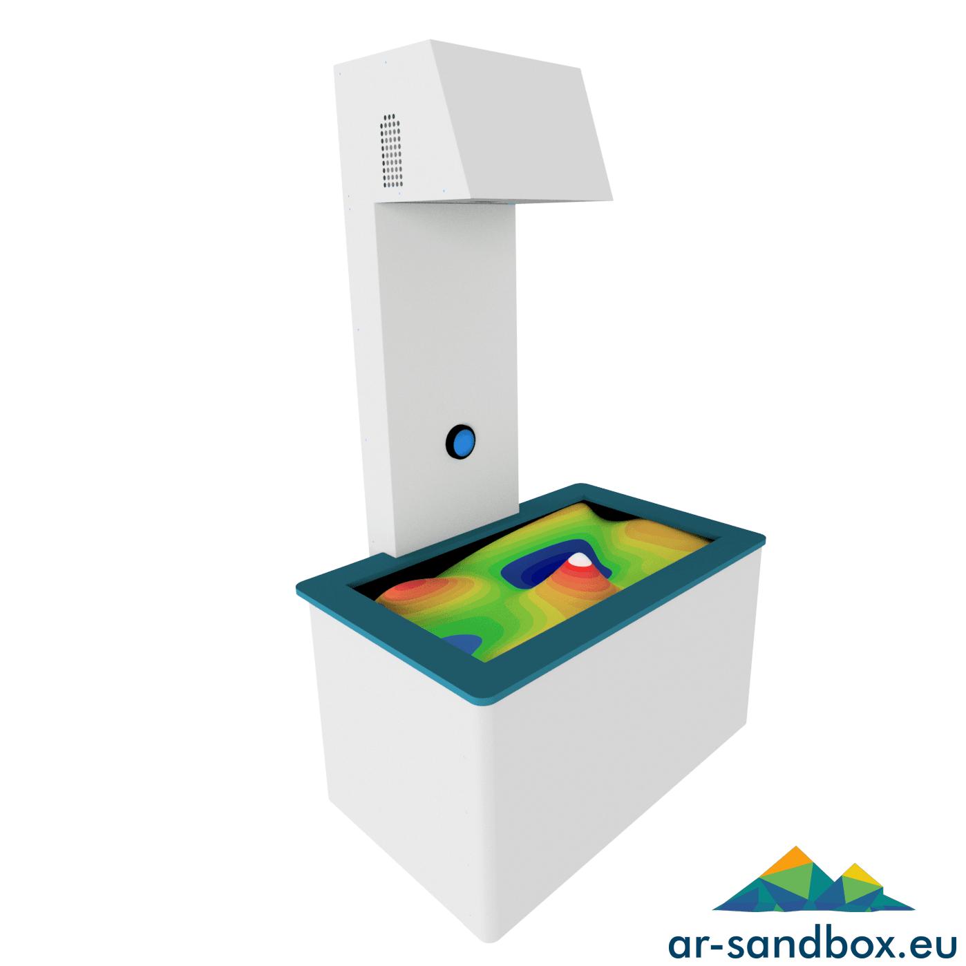 Augmented Reality Sandbox – Standard Model