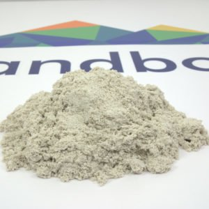 Kinetic sand for Augmented Reality Sandbox