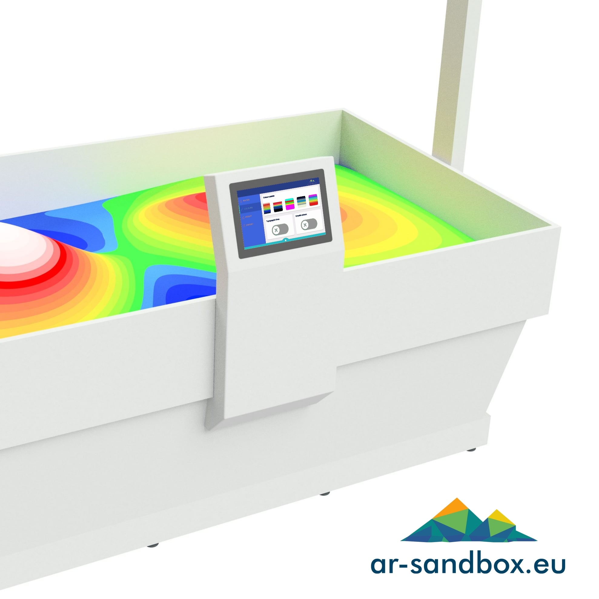 Augmented Reality Sandbox – Large Standalone Model
