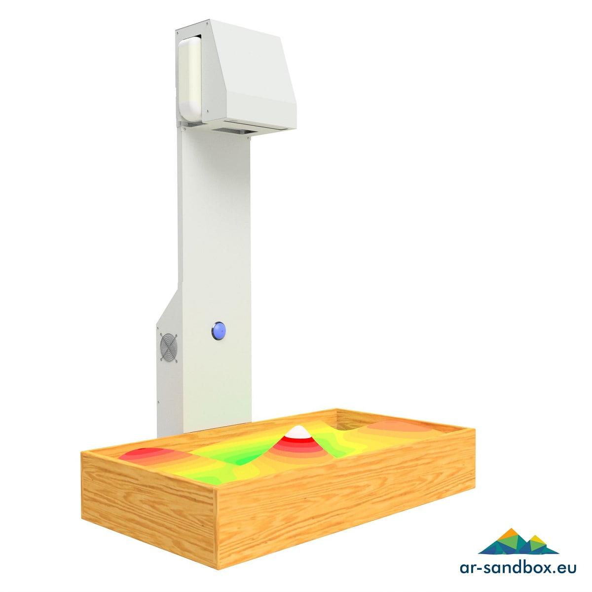 Augmented Reality Sandbox – Home Model